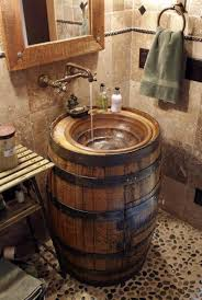 rustic bathroom lighting home design inspiration ideas and pictures
