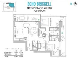 echo brickell floor plans echo brickell residence 4102 golod group