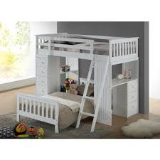 bedroom fabulous twin walmart loft bed with stairs drawer storage