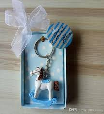 baby shower souvenirs trojan baptism girl boy baby shower souvenirs key ring event party