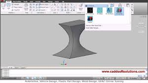 autocad 3d loft cross section path guide command tutorial