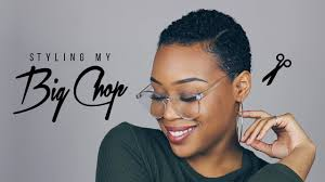 tapered twa 4c hairstyles styling my new big chop how to slay your twa 4c hair youtube