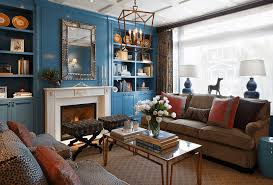 blue livingroom blue living room ideas