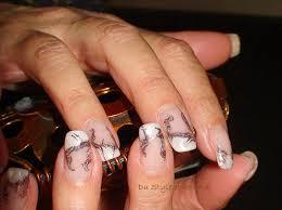 photo ongles gel du style et de l art bar à ongles toulouse rdv au 06 66 06 81