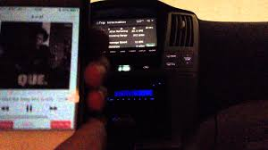 xe lexus es330 ipad mini lexus rx330 iphone bluetooth audio demo youtube
