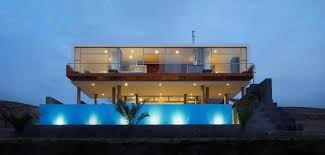 2 house with pool stunning ultramodern house with overflowing pool