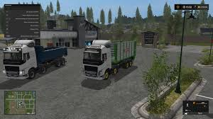 volvo 760 semi truck volvo fh540 v1 0 fs 2017 farming simulator 2017 fs ls mod