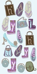 birthday cards with shoes pinkshoesart happy birthday shoe pattern