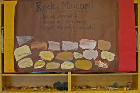 rock and roll a kindergarten science unit on rocks and soil