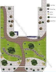 Backyard Blueprints Desert Southwest Front Yard Xeriscaping Idea This Yard Design Is