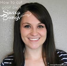 long hair styles with swoop bangs black hair medium haircuts with swoop bangs long side swept bangs tutorial
