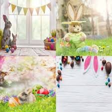 easter backdrops 3x5ft easter bunny rabbit photography backdrops vinyl custom baby