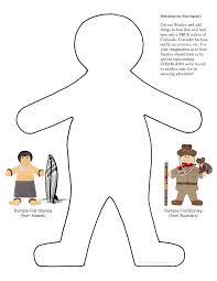 paper flat stanley paper doll clothes