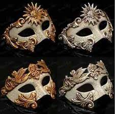italian masquerade masks men venetian masquerade mask vintage design half mask masquerade