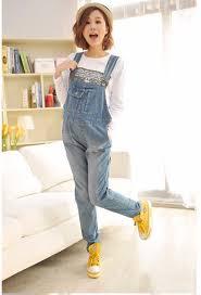 denim jumpsuits for blue denim jumpsuits for maternity high waist