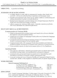 Resume Job Duties Sample Of Resume For A Job How To Write A Resume That Will Get You