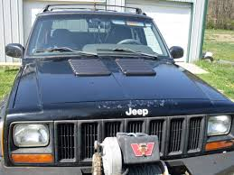 jeep hood vents napier precision picture thread jeep cherokee forum