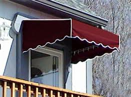 Canvas Awning Allied Awning And Siding