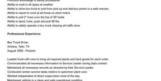 logistic manager resume examples transportation resume template