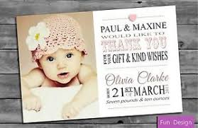 18 best baby thank you cards images on baby thank you