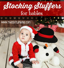 stocking stuffers for babies without toxic chemicals