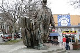is fremont u0027s lenin statue celebrating communism its history