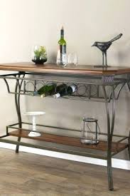 wine rack kitchen table with wine rack underneath dining room