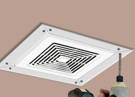 How To Install A Bathroom Exhaust Fan With Light How To Install A Bathroom Fan With Light Lighting And Heater