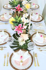 best 25 tropical centerpieces ideas on pinterest hawaiian