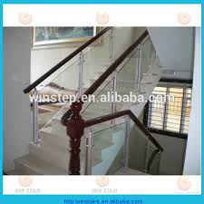 Cost Of New Banister Glass Stair Railing Cost Glass Stair Railing Cost Suppliers And