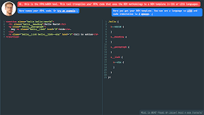 productivity tool extract bem classes from html and create css