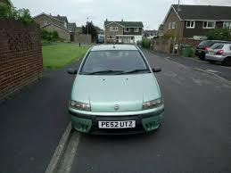 fiat punto 2002 fiat punto 2002 in fareham hampshire gumtree