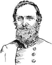 thomas j stonewall jackson clipart etc