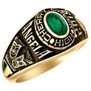 highschool class rings class rings walmart