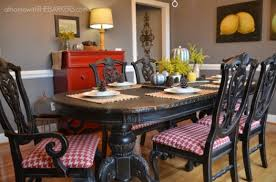 Black Dining Room Furniture Useful Dining Room Table Set Painting About Interior Home Trend