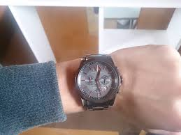 armani silver bracelet ladies images Gents armani exchange chronograph watch ax2086 jpg