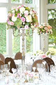 wedding flowers for guests cherie fawsley wedding reception top and guests table