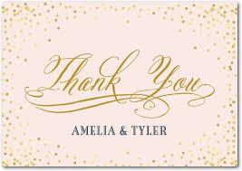 wedding thank you cards astounding thank you cards wedding
