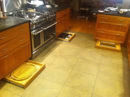 under counter storage cabinets hidden toe kick storage drawers stashvault home planning