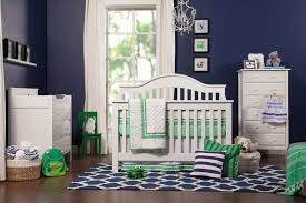White Convertible Crib With Drawer by Jayden Nursery Collection Davinci Baby