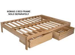 rolling underbed storage drawer u0026 reviews birch lane