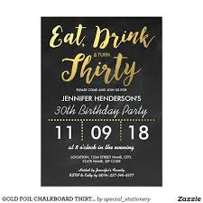 30th birthday invites funny funny birthday party invitation