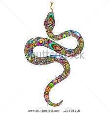 royalty free om multicolor ornament symbol pattern 310902527