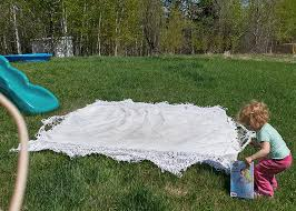 how to clean and style a cotton canvas hammock the diy mommy