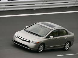 honda civic sedan 2006 pictures information u0026 specs