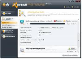 descargar la última versión de avast gratis en español