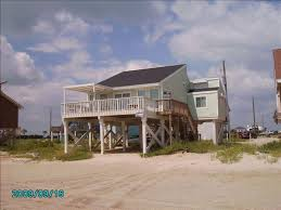 beach front 3 bedroom house in sea isle homeaway galveston