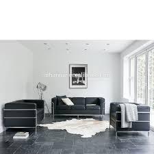 replica le corbusier lc2 sofa leather le corbusier lc2 two