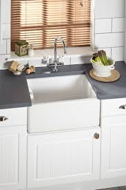 belfast sink in modern kitchen for show stopping sinks with maximum resistance and elegant design