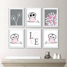 Owl Room Decor Baby Room Owl Decor Hermelin Me